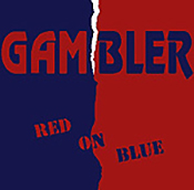 Cover Red On Blue